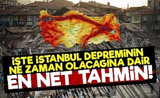 İşte İstanbul Depremine Dair En Net Tahmin!