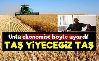 Mustafa Sönmez: Taş Yiyeceğiz Taş...