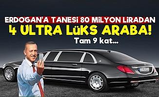 Erdoğan Tanesi 80 Milyon Liralık 4 Ultra Lüks Araba Aldı!