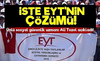 İşte Erdoğan'ın Olmaz Dediği EYT'nin Çözümü!