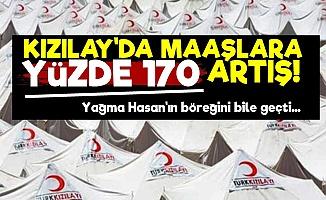 Kızılay'da Ballı Maaşlar Pes Dedirtti!
