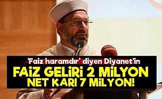 Millete Haram Diyanet'e...