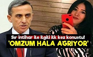 AKP'li Ünal İntiharla İlgili Konuştu!