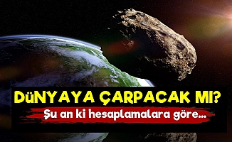 Avrupa Uzay Ajansı 'Riskli' Dedi...