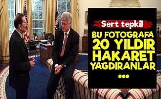 'Ecevit'e Hakaret Yağdıranlar...'