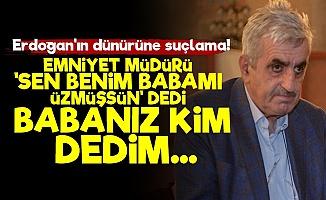 Erdoğan'ın Dünürüne Suçlama!
