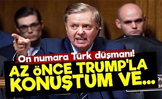 Graham'ın Tehditleri Bitmek Bilmiyor!