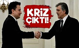 Yeni Partide Abdullah Gül Krizi!