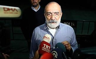 Ahmet Altan'a Yakalama Kararı!
