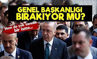 Erdoğan Genel Başkanlığı Ona mı Bırakıyor?