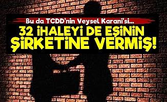 TCDD'de İhale Skandalı!