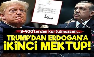Trump'tan Erdoğan'a İkinci Mektup!