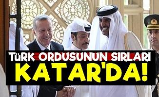 'Türk Ordusunun Sırları Katar'da...'