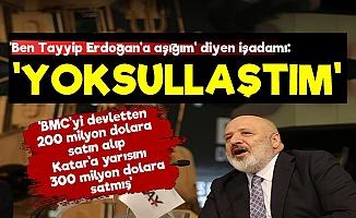 'AK Parti Beni Yoksullaştırdı'