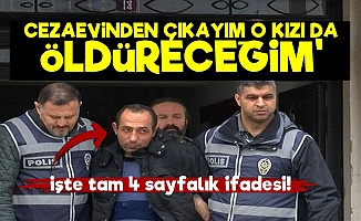 Ceren Özdemir'in Katili Anlattı da Anlattı...