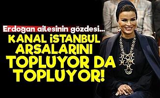 Kanal İstanbul Arsalarını Topluyor!