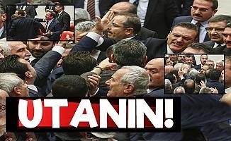 Meclisi Arenaya Çevirip, Küfürler Yağdırdılar!