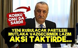 Yeni Partiler Mehmet Ağar'ı da Korkuttu!