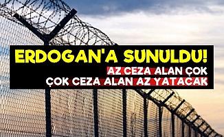 AKP'nin İnfaz Paketi: Az Ceza Alana Çok Hapis...