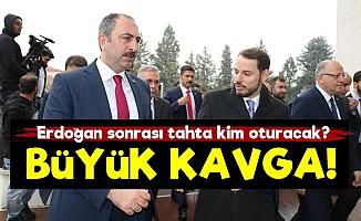 Damat ve Adalet Bakanı Arasında Büyük Kavga!