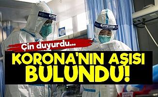 Korona Virüsün Aşısı Bulundu!