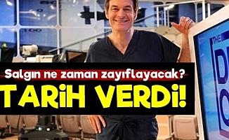 Mehmet Öz Virüs İçin Tarih Verdi!