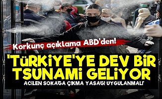 'Türkiye'ye Korona Tsunamisi Geliyor'
