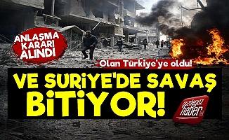 Suriye'de Savaş Bitiyor, Olan Türkiye'ye Oldu!
