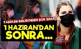 TTB Başkanı Adıyaman'dan Korona İddiası!