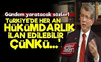 'Türkiye'de Her An Otokrasi İlan Edilebilir'