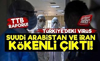 Türkiye'deki Virüs İki Ülke Kökenli Çıktı!