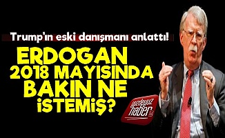 Erdoğan'ın Trump'tan Ne İstediğini Açıkladı!