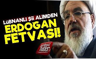 Lübnanlı Alimden Erdoğan Fetvası!
