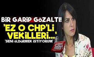 Polisten Gazeteciye: Seni Öldürmek İstiyorum...