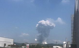 Sakarya'da Kimyasal Gaz Uyarısı!