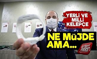 Bakan'dan 'Yerli-Milli Kelepçe' Müjdesi!