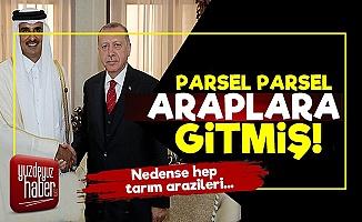 Türkiye Parsel Parsel Araplara Gitmiş!