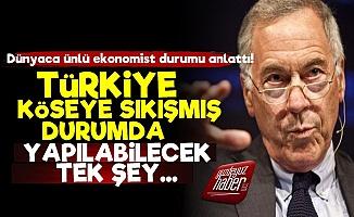 Prof. Hanke'den Olay Türkiye Değerlendirmesi!