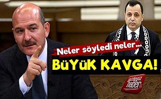 Soylu'dan AYM Başkanı'na Zehir Zemberek Sözler!
