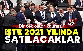 AKP 2021 Yılında Onları da Satacak!