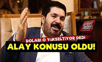 Savcı Sayan'ın Dolar Yorumu Alay Konusu Oldu!