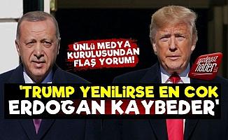 'Trump Yenilirse En Çok Erdoğan Kaybeder'