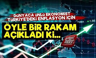 Türkiye'deki Enflasyon Açıklananın Üç Katı!