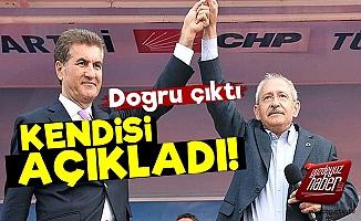Ve Mustafa Sarıgül Açıkladı!