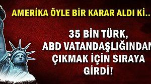 HER 10 TÜRK'TEN 5'İ 'BİZİ ÇIKARIN' DEDİ...