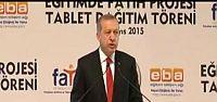 '10 MİLYON ÖĞRENCİYE TABLET DAĞITACAĞIZ'