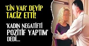 BİOENERJİ UZMANINDAN TACİZ...
