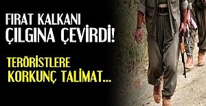 FIRAT KALKANI ÇILGINA ÇEVİRDİ...