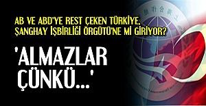 'TÜRKİYE'Yİ ŞİÖ'YE DE ALMAZLAR...'