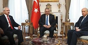 YILDIRIM'DAN MHP'YE FETÖ LİSTESİ...